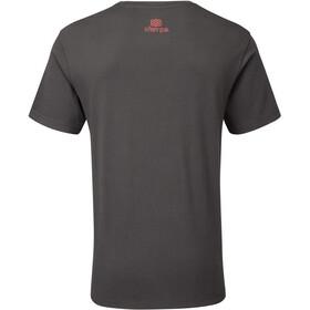 Sherpa Lungta T-Shirt Men kharani grey